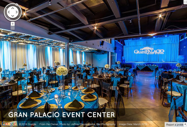 gran palacio event center houston